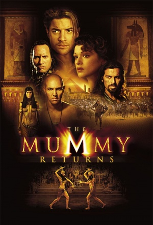 The Mummy Returns Film Poster