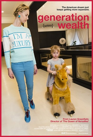 Generation Wealth Film Poster