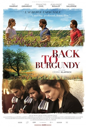 Back to Burgundy Film Poster