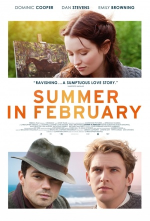 Summer in February Film Poster