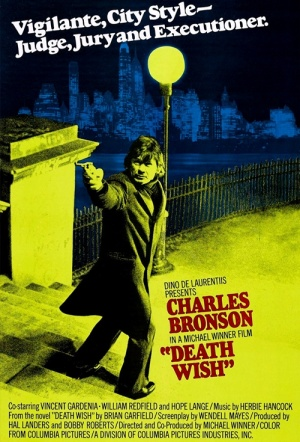 Death Wish (1974) Film Poster