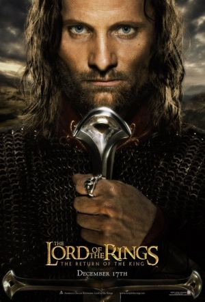 The Lord of the Rings: The Return of the King Film Poster