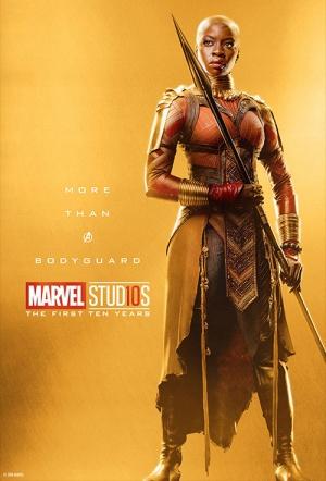 2017-2018 Marvel Movie Marathon