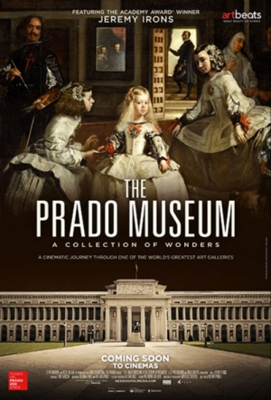 The Prado Museum: A Collection of Wonders Film Poster