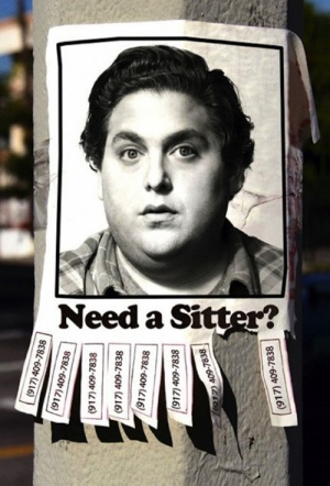 The Sitter Film Poster