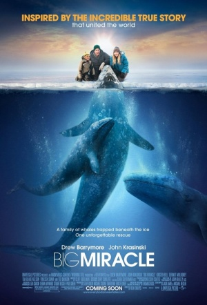 Big Miracle Film Poster