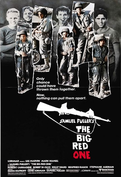 The Big Red One Film Poster