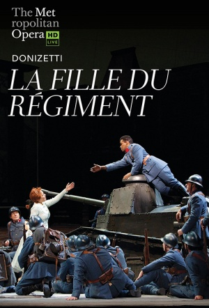 MetOpera: La Fille du Régiment Film Poster