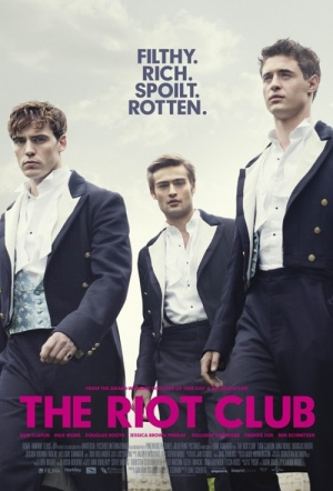 The Riot Club Film Poster