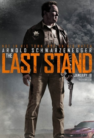 The Last Stand Film Poster