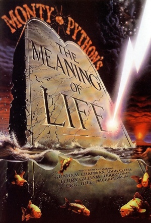 Monty Python's The Meaning Of Life Film Poster