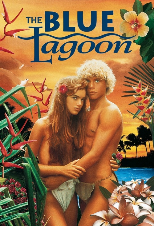 The Blue Lagoon Film Poster