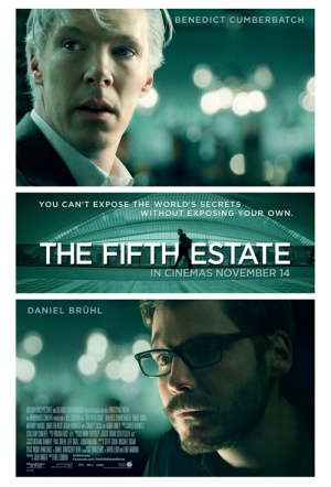The Fifth Estate Film Poster