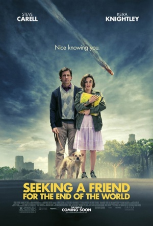 Seeking a Friend for the End of the World Film Poster
