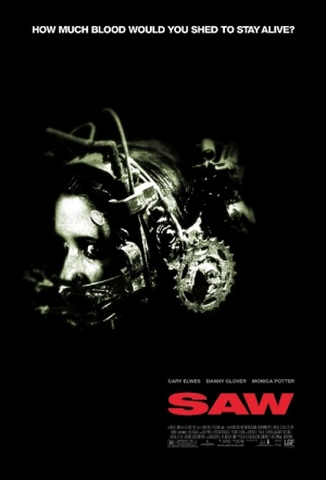 Saw Film Poster