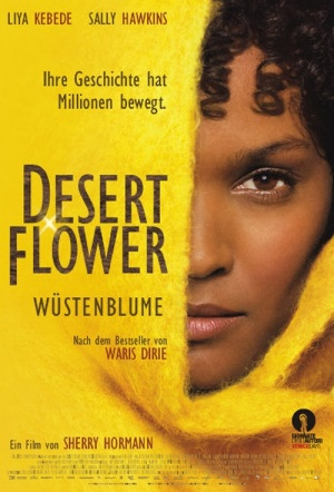 Desert Flower Film Poster