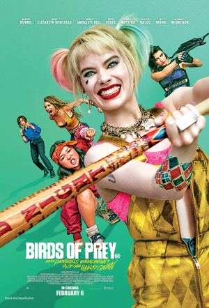 Birds of Prey (And the Fantabulous Emancipation of One Harley Quinn) Film Poster