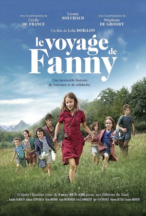 Fanny's Journey Film Poster