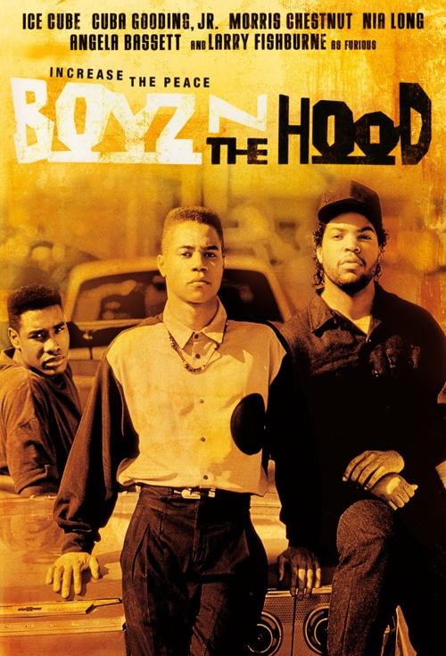 0e1b86990d64 Movie poster for Boyz  N The Hood - Flicks