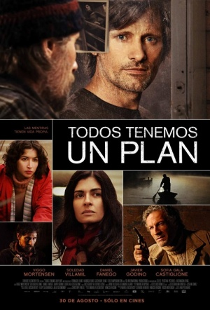 Everybody Has a Plan Film Poster