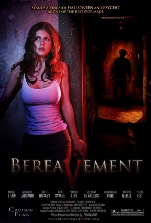 Bereavement Film Poster