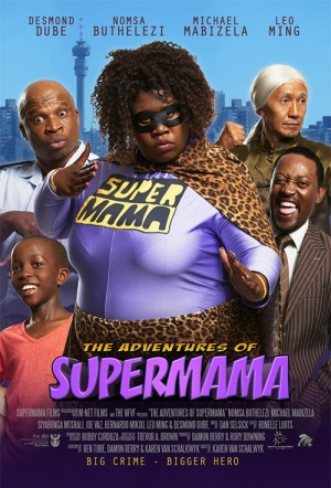 The Adventures of Supermama Film Poster