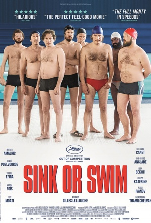 Sink or Swim (Le Grand Bain) Film Poster