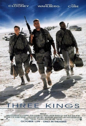 Three Kings Film Poster