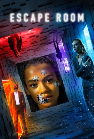Escape Room (2019) Film Poster