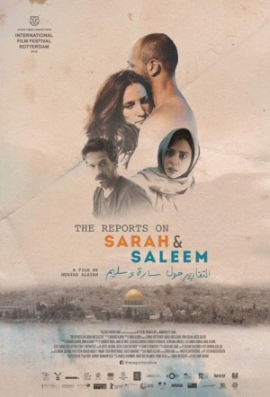 The Reports on Sarah and Saleem Film Poster