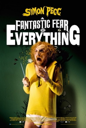 A Fantastic Fear of Everything Film Poster