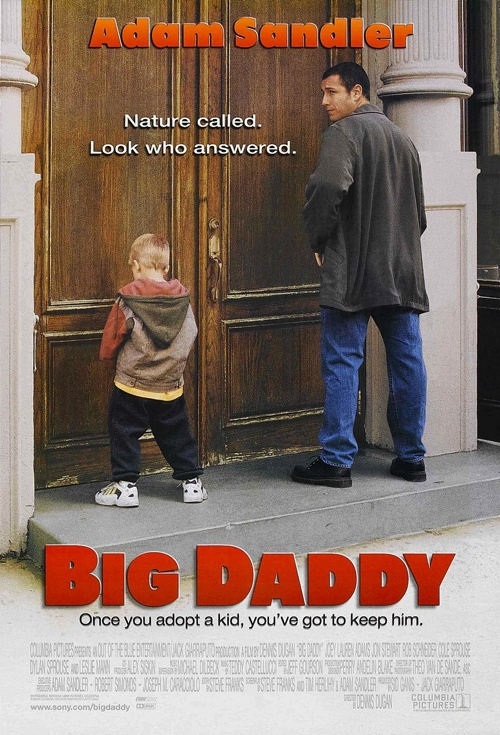 Big Daddy Film Poster