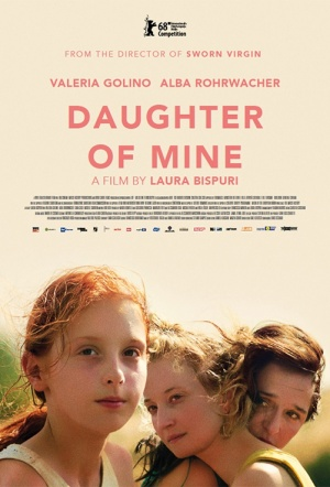 Daughter of Mine Film Poster
