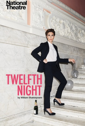 NT Live: Twelfth Night Film Poster