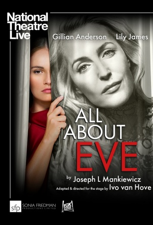 NT Live: All About Eve Film Poster