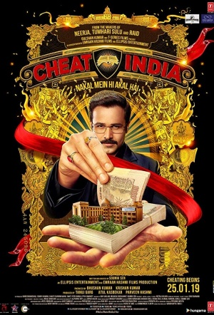 Cheat India Film Poster