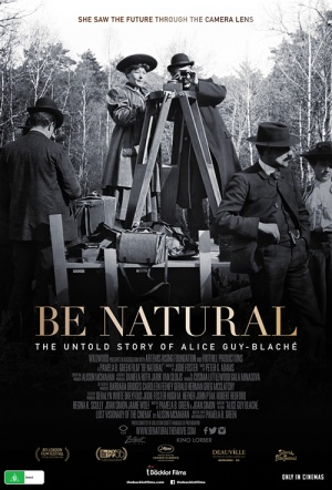 Be Natural: The Untold Story of Alice Guy-Blaché Film Poster