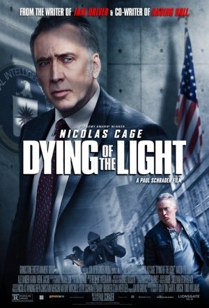 Dying of the Light Film Poster