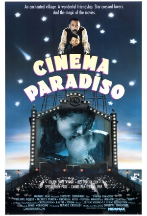 Cinema Paradiso Film Poster