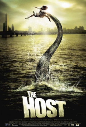 The Host (Gwoemul) Film Poster