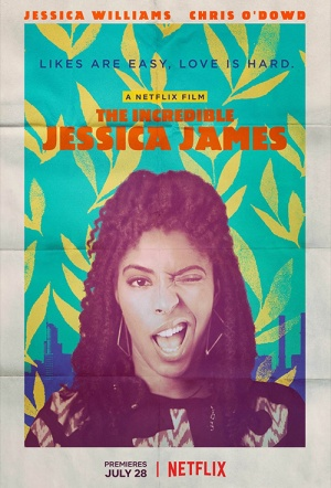 The Incredible Jessica James Film Poster