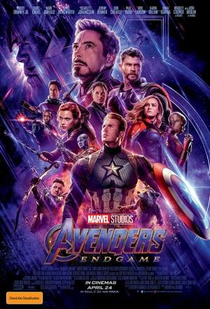 Avengers: Endgame 3D