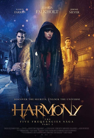 harmony the five frequencies saga part 1