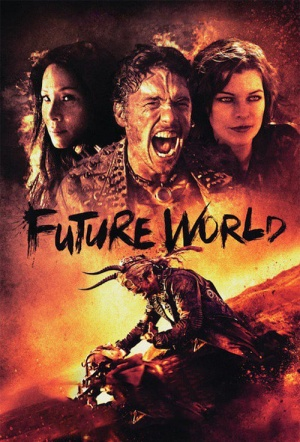 Future World Film Poster