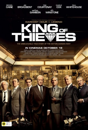 King of Thieves Film Poster