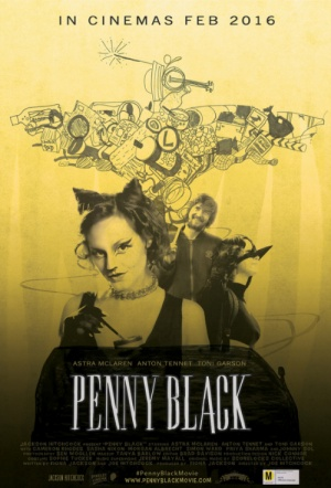 Penny Black Film Poster
