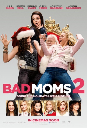 Bad Moms 2 Film Poster