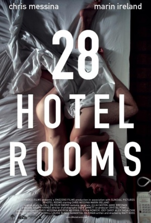 28 Hotel Rooms Film Poster