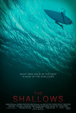 The Shallows Film Poster