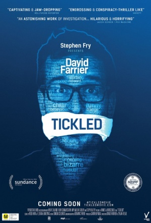Tickled Film Poster